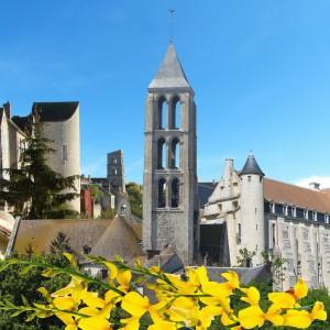 Monuments de la cité médiévale de Château-Landon