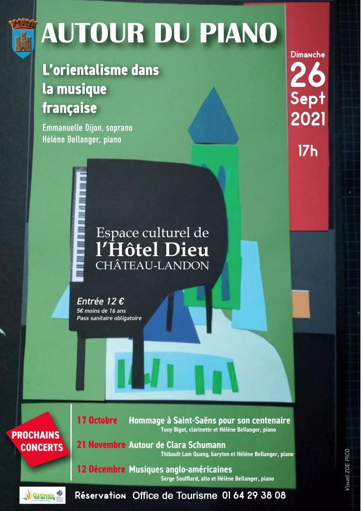 Affiche concerts Mme BELLANGER - Mme LAGILLE version finale 2